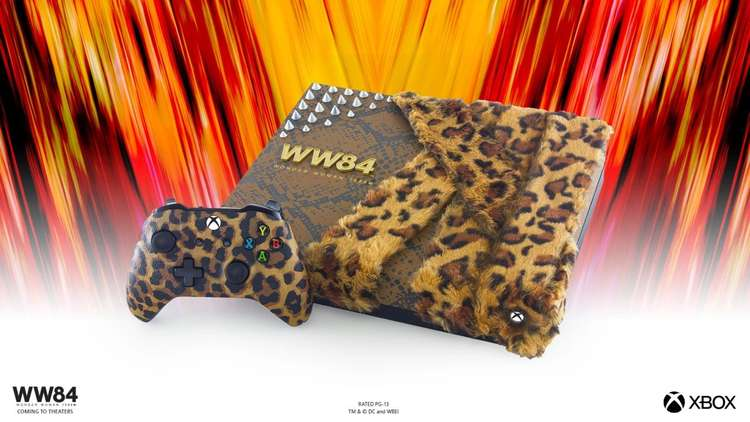 xbox one x cheetah