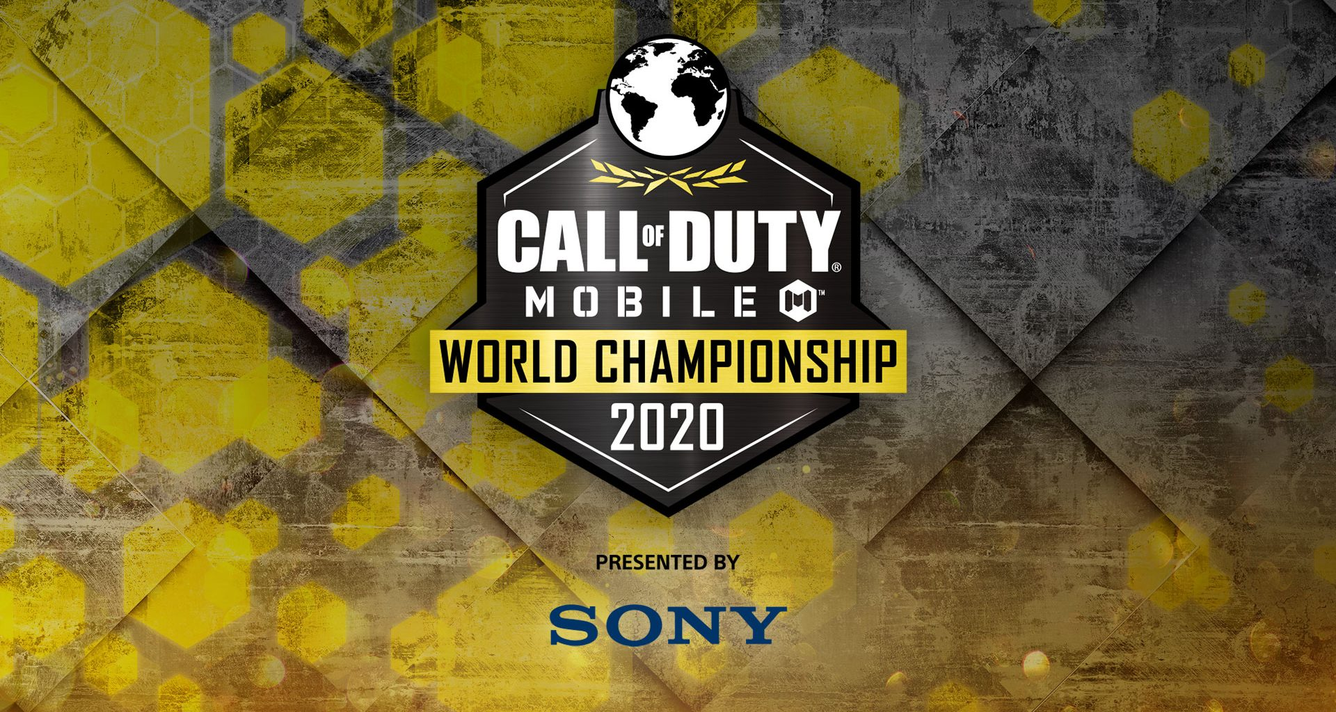 CODM Esports Tout Call of Duty Mobile World Championship 2020