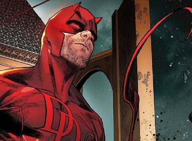 Daredevil Suit Marvel Comic Cover Art