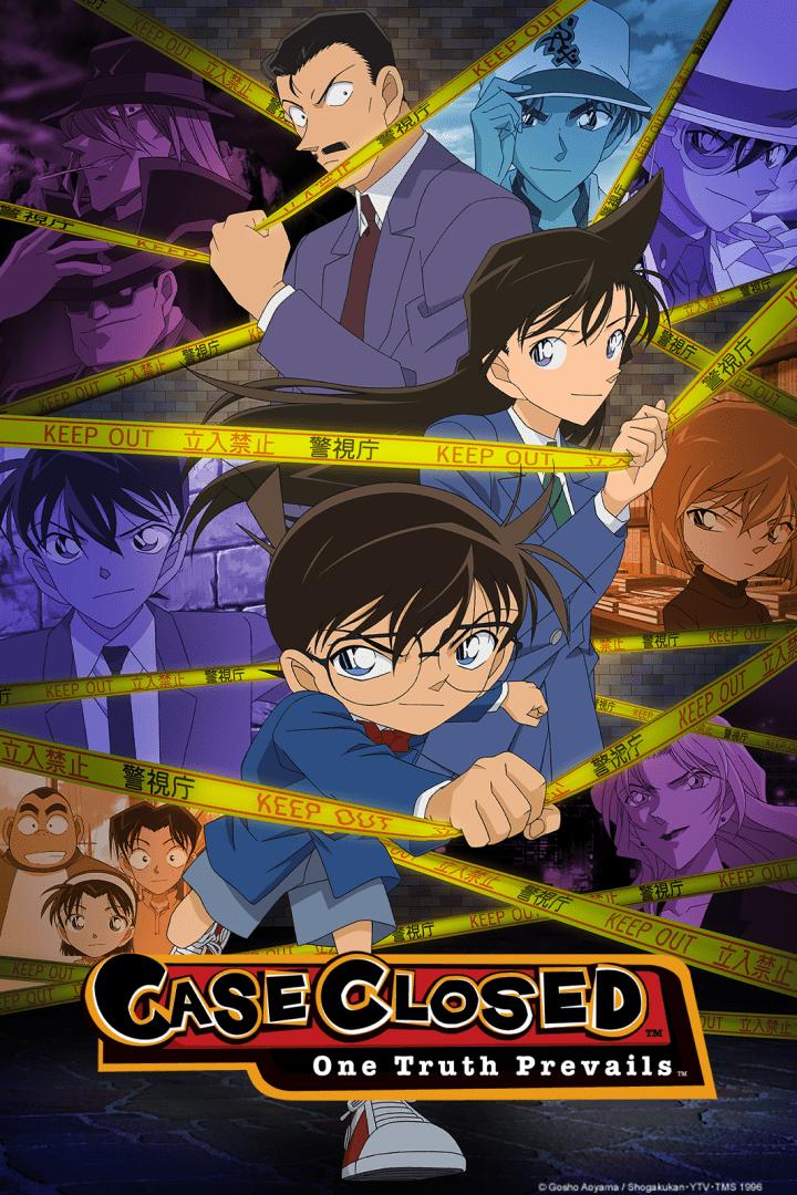 Detective Conan 2x3 min