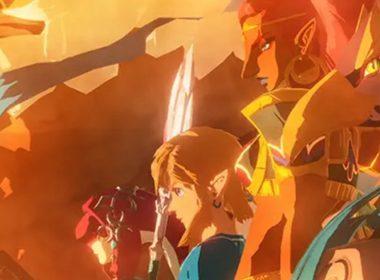 Hyrule Warriors Age of Calamity anunciado
