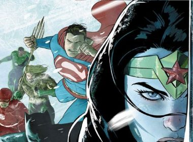 Justice League Endless Winter 1 featured