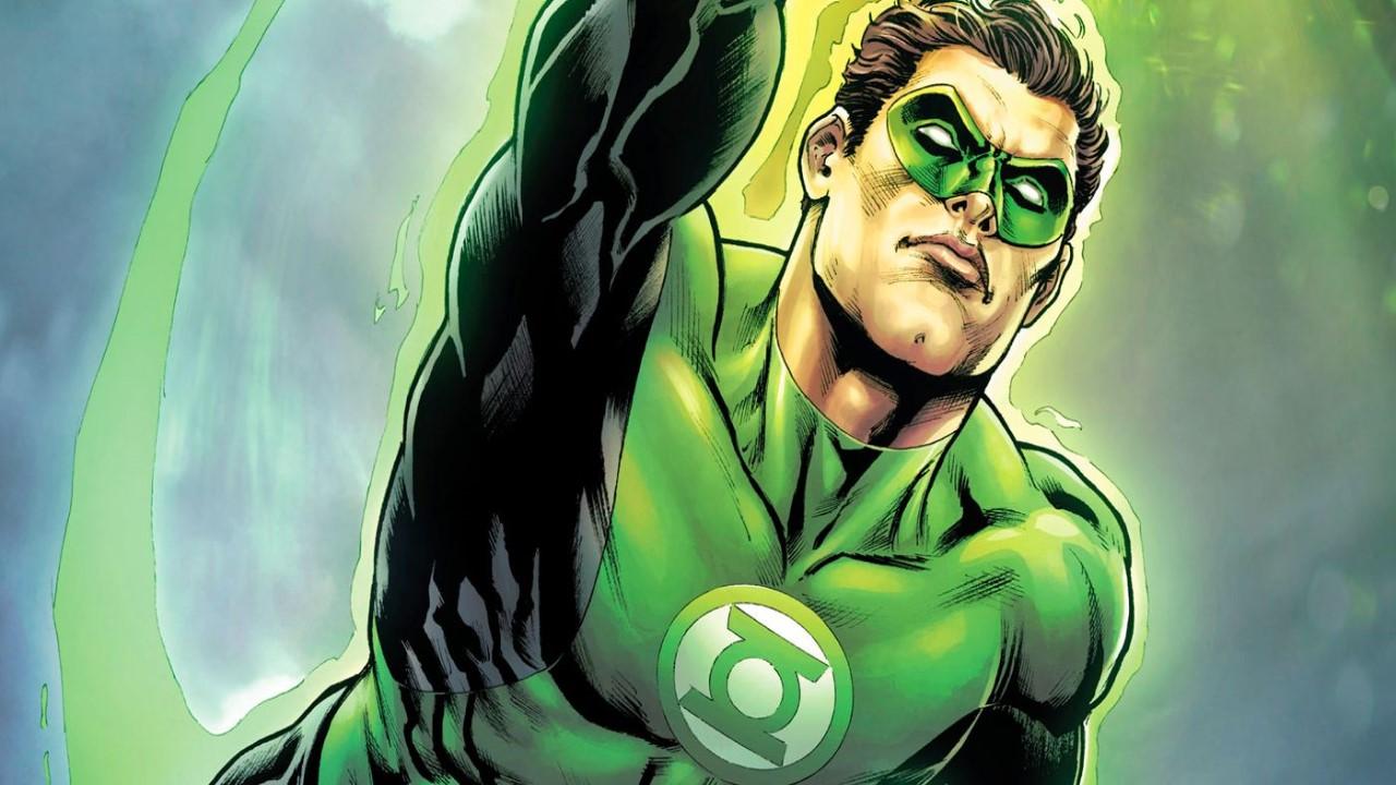 Lanterna Verde Hal