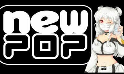 New Pop capa