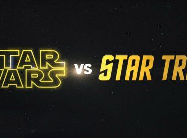 Star Trek Star Wars