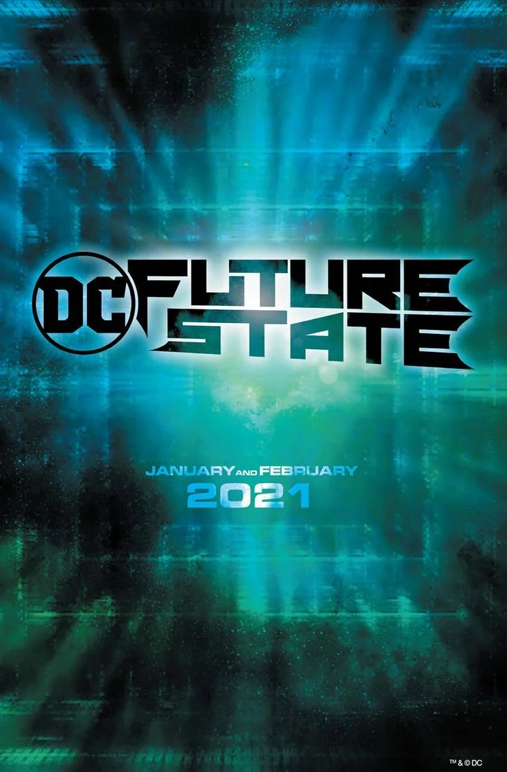dc future state teaser