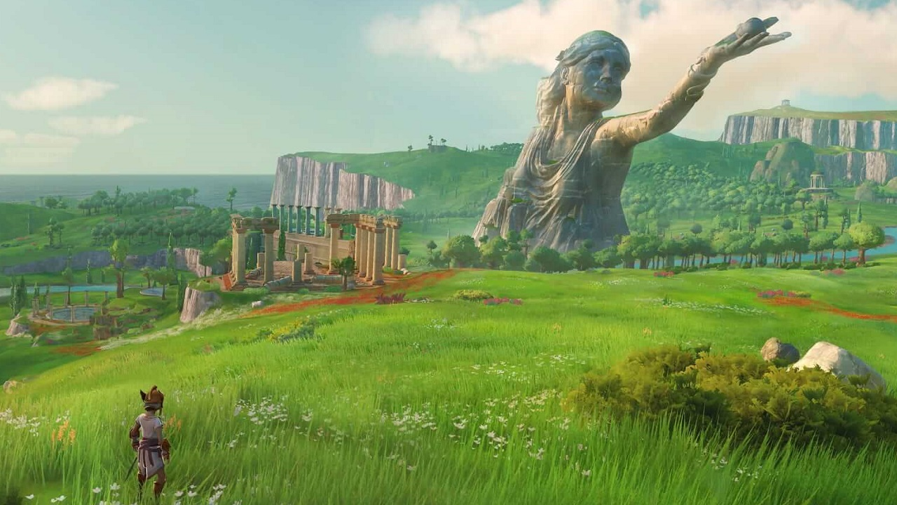 immortals fenyx rising may be the new name of ubisofts gods monsters feature