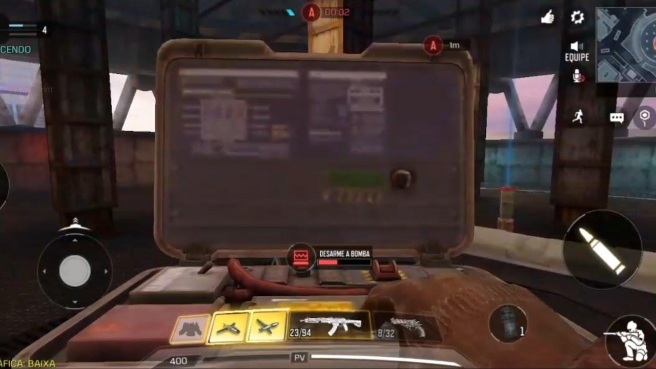 localizar e destruir cod mobile