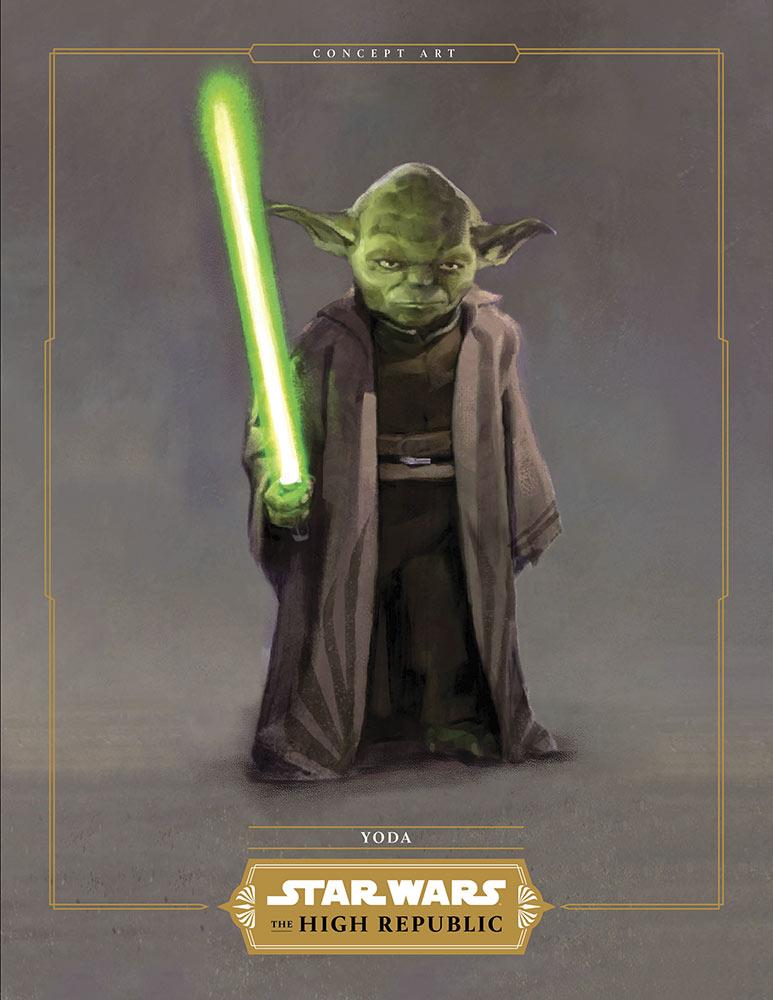 star wars the high republic yoda