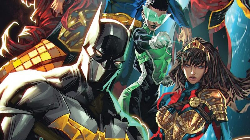 Future State Justice League feature 1