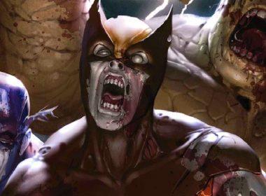 Zombie Wolverine in Marvel Comics