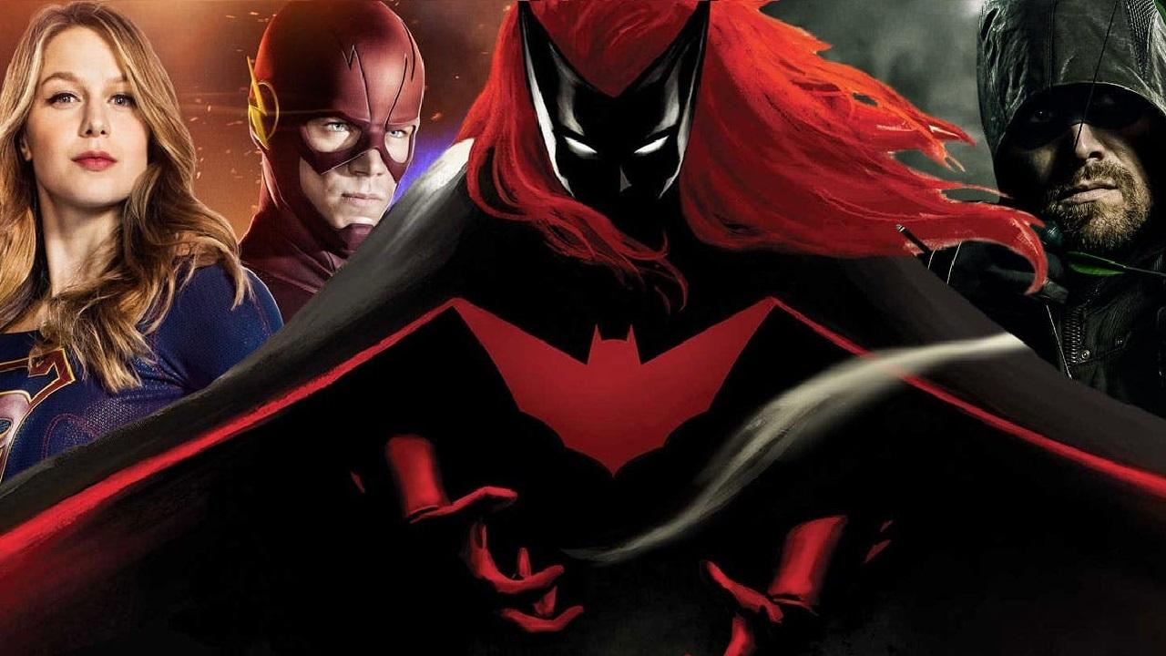 batwoman arrowverse header