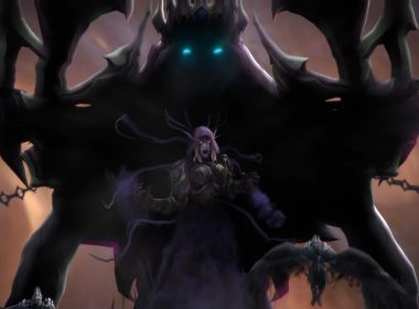 17658 the jailer is the main villain of shadowlands working with sylvanas since edge o
