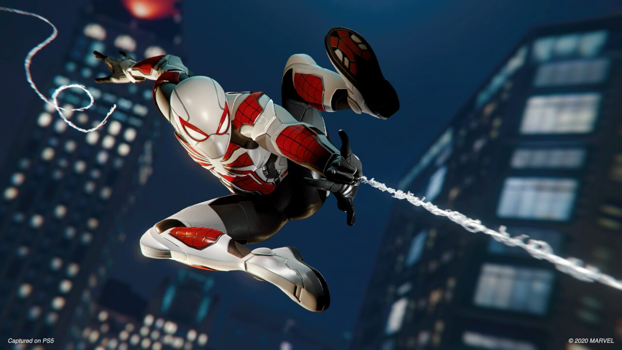 armored spider ps5
