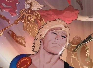 cover of eternals 1 by charles and daniel knauf cover by daniel acuna