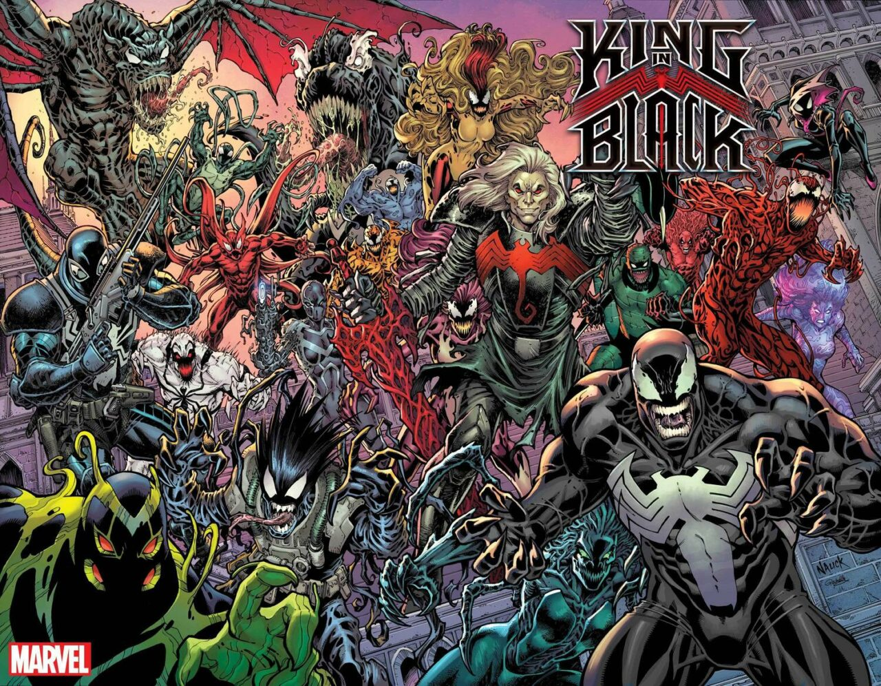 kinginblack2020001 every symbiote ever variant