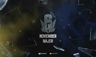 rainbow six november major
