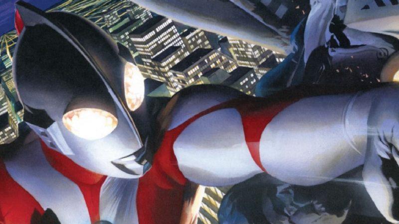 Marvel Comics Ultraman Header