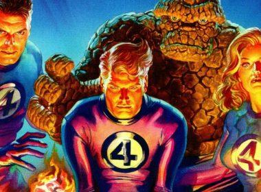 Quarteto Fantastico Comics