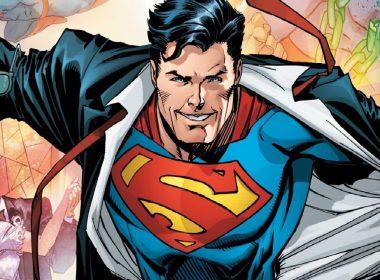 Superman Comic New Origin Story