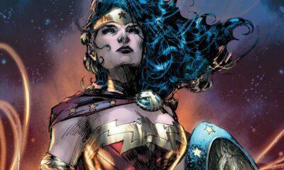 Wonder Woman DC Comics Illustration