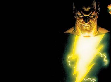 black adam holds power