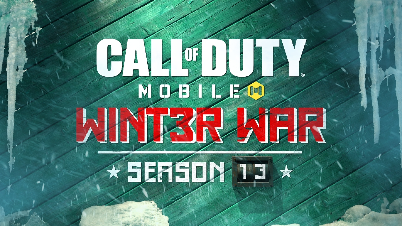 call of duty mobile inverno 13