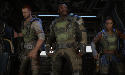 gears of war 5 hivebusters