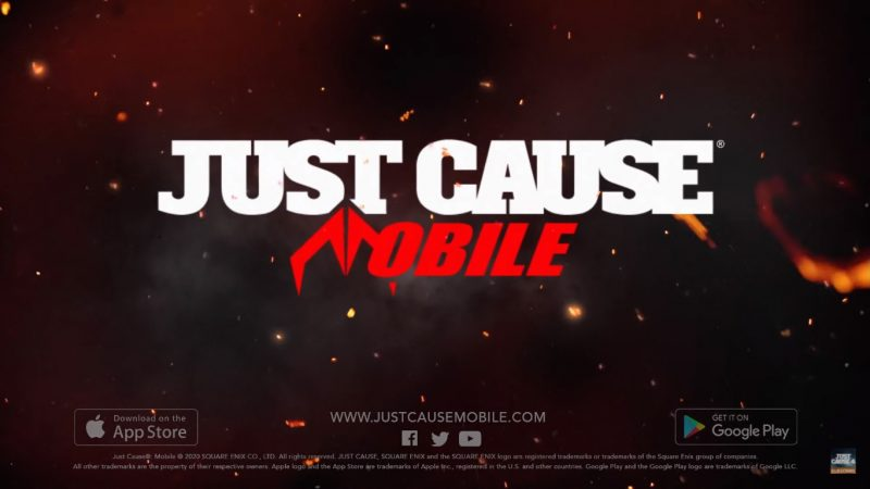 justcause mobile