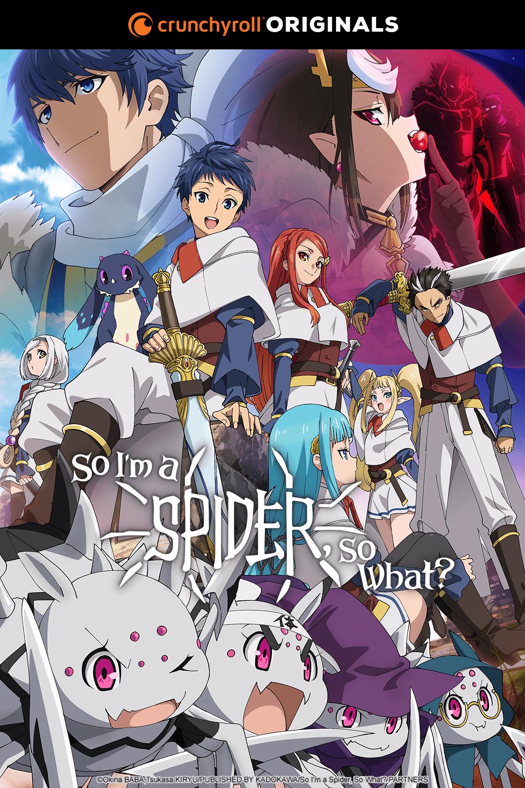 so im a spider so what min