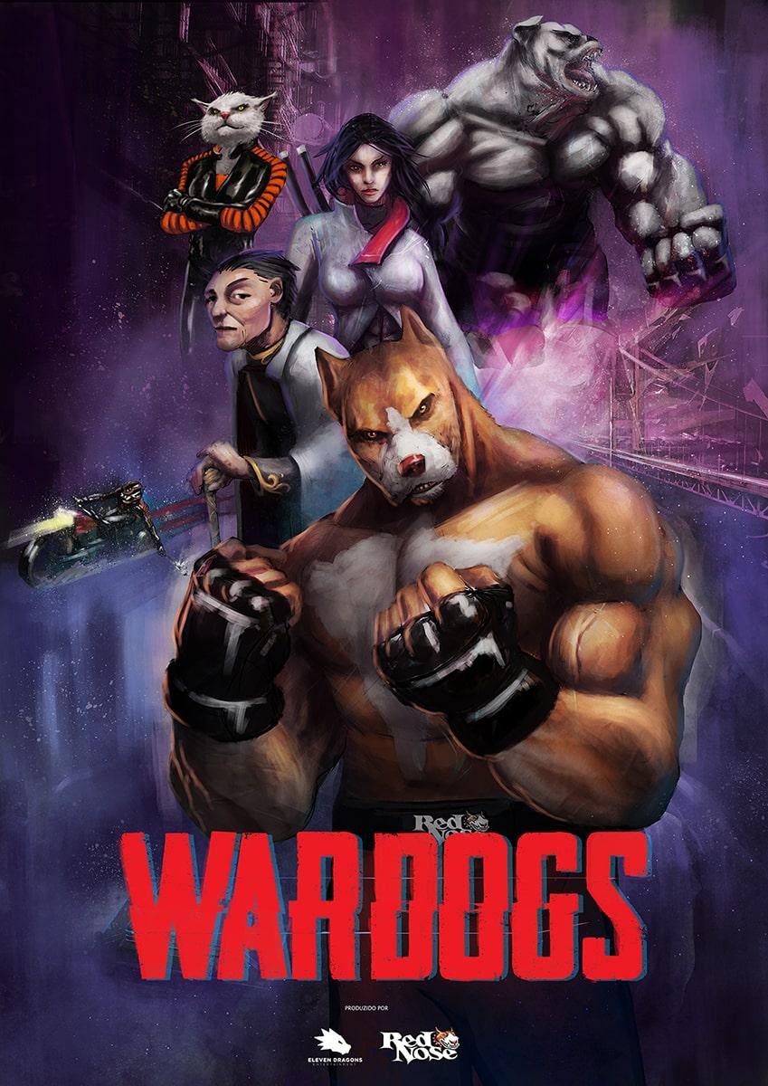 wardogs animacao poster min