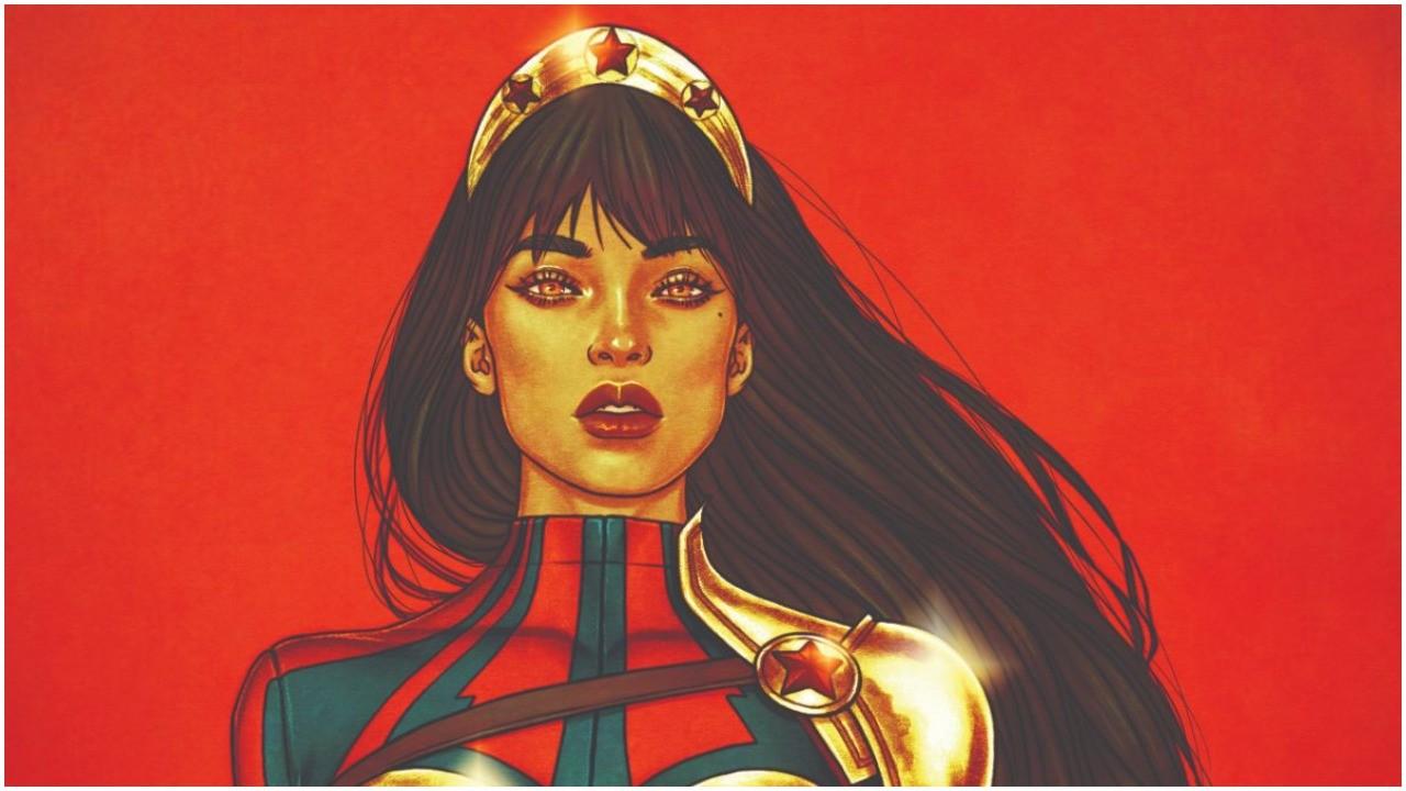 DC Wonder Girl Yara Flor