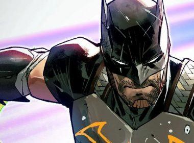 New Batman In DC Future State