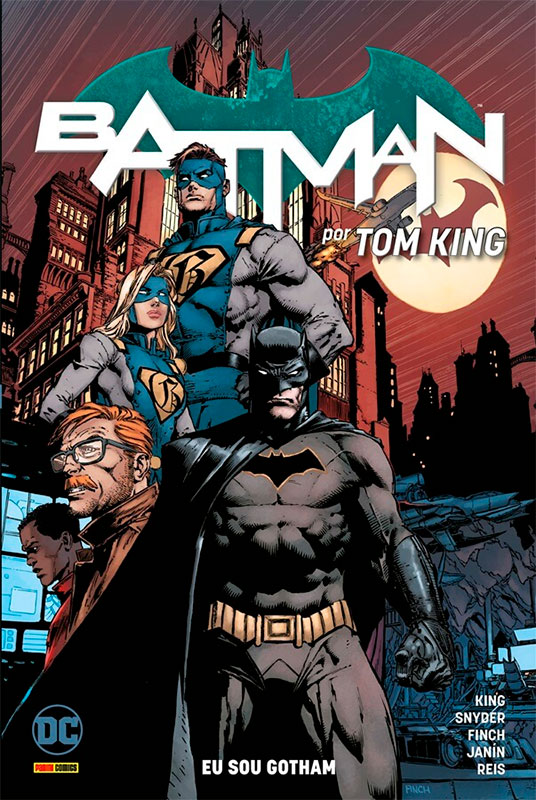 BatmanTomKingVol01