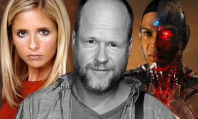 Joss Whedon Buffy Justice League Cyborg