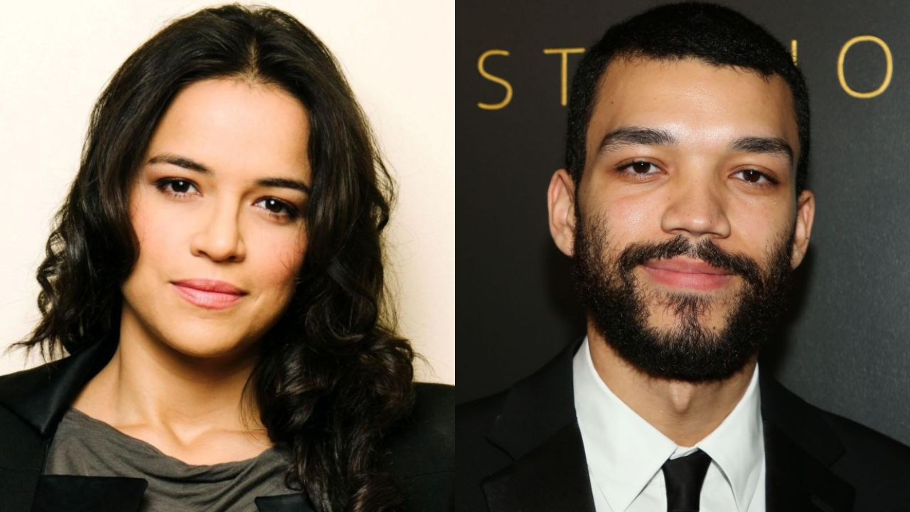 Michelle Rodriguez Justice Smith Filme Dungeons