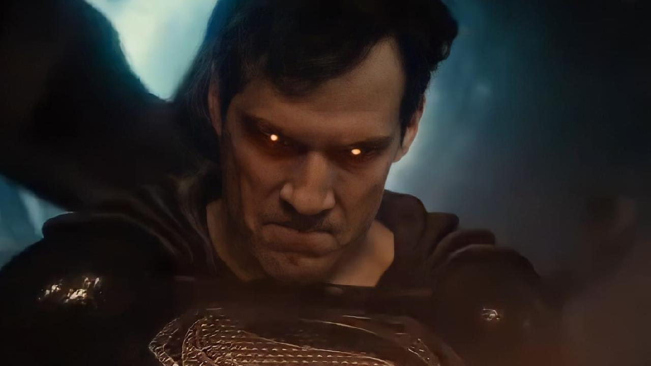 Zack Snyders Justice League Liga da Justica Superman