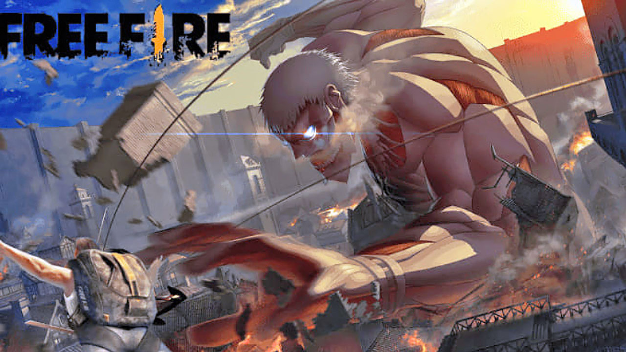 free fire shingeki 3g4m