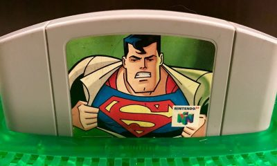 games superman the new advertures