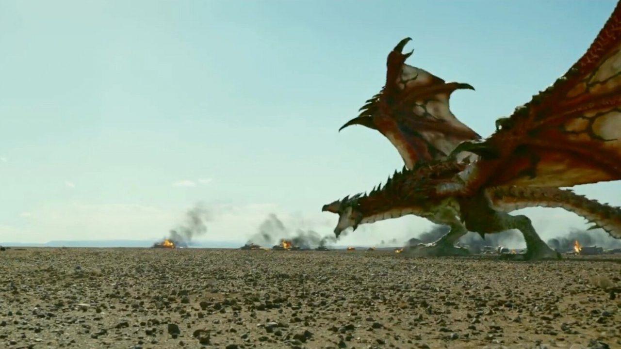 monster hunter movie rathalos diablos teaser trailer 2