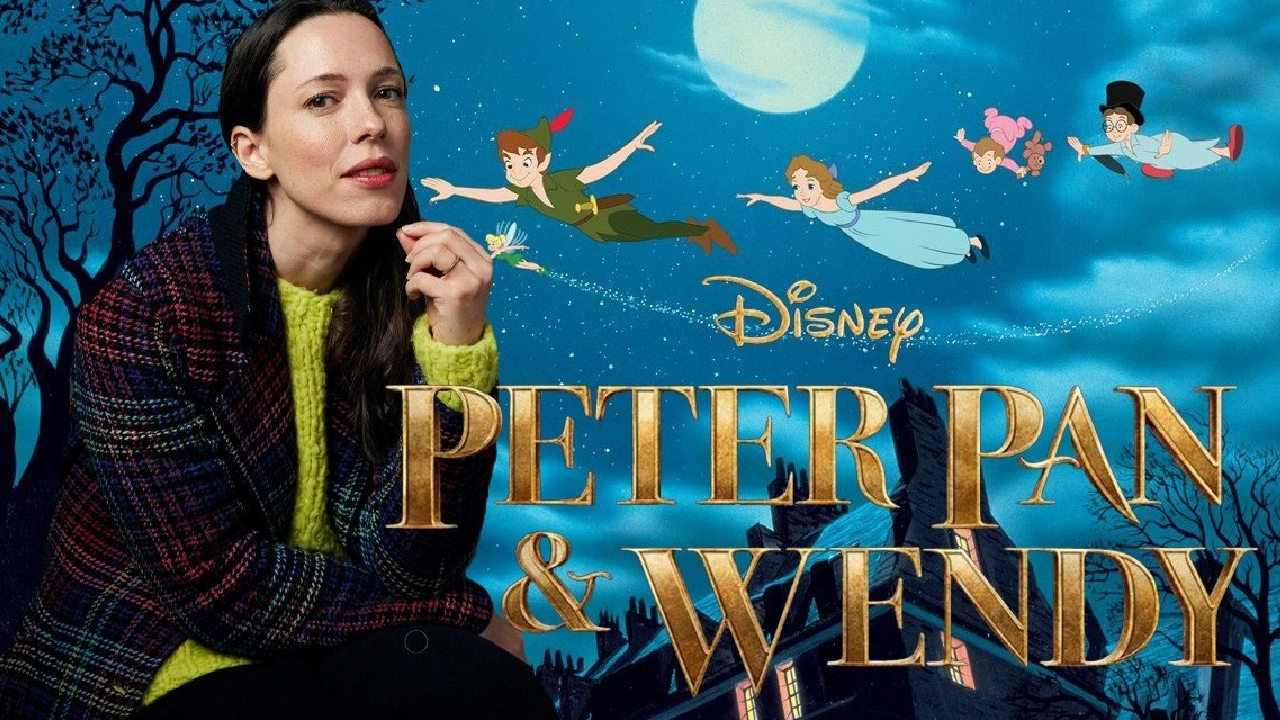 peter pan and wendy rebecca hall