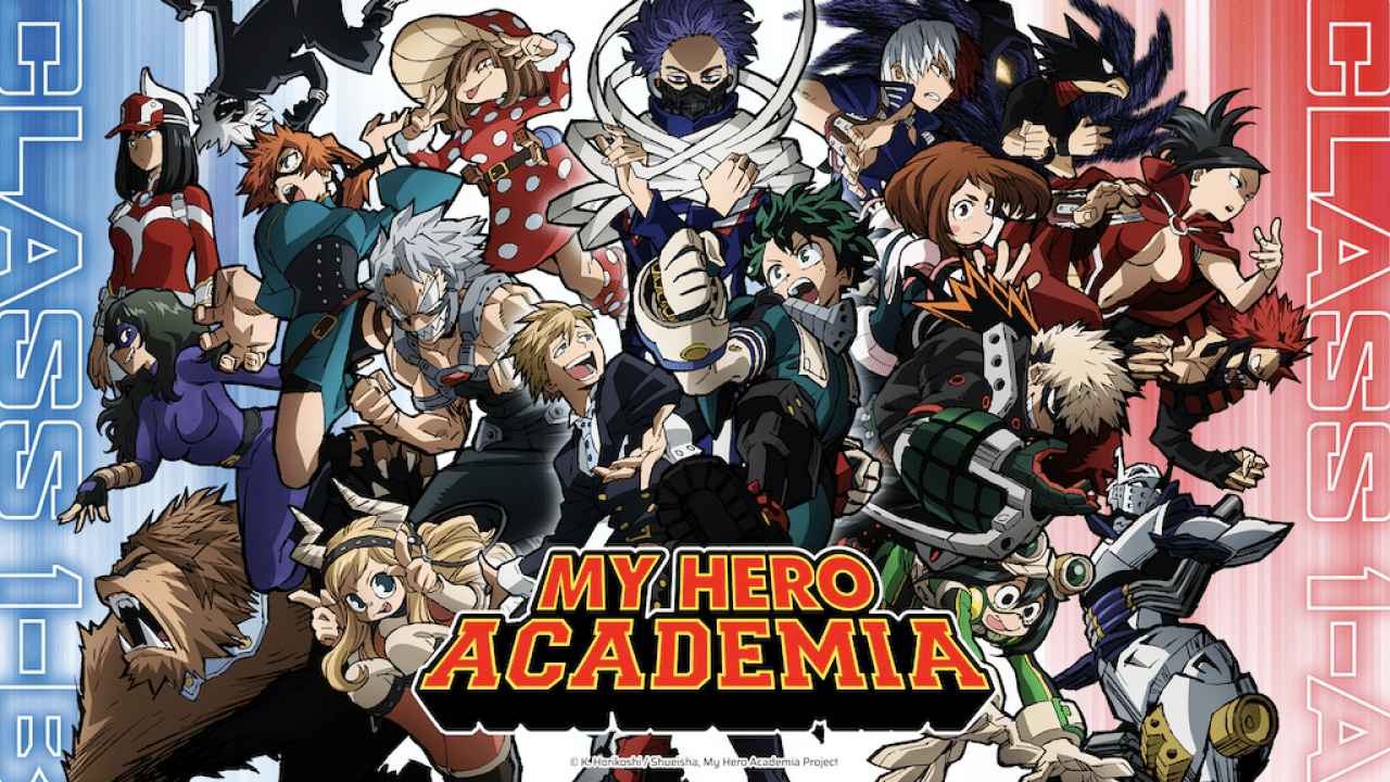 My Hero Academia S5 16x9 min
