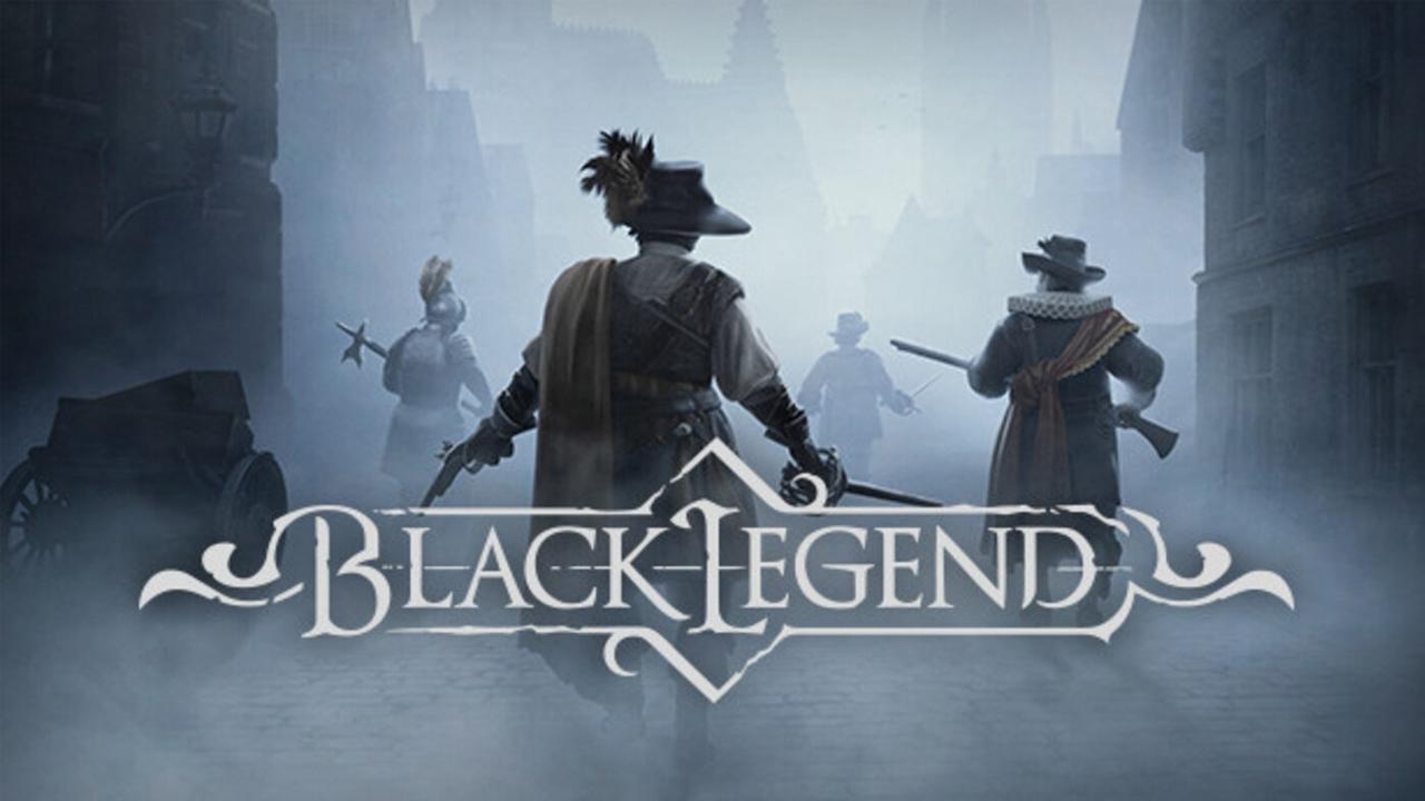 black legend rpg