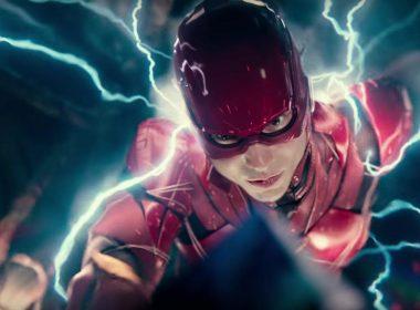 flash ezra miller justice league