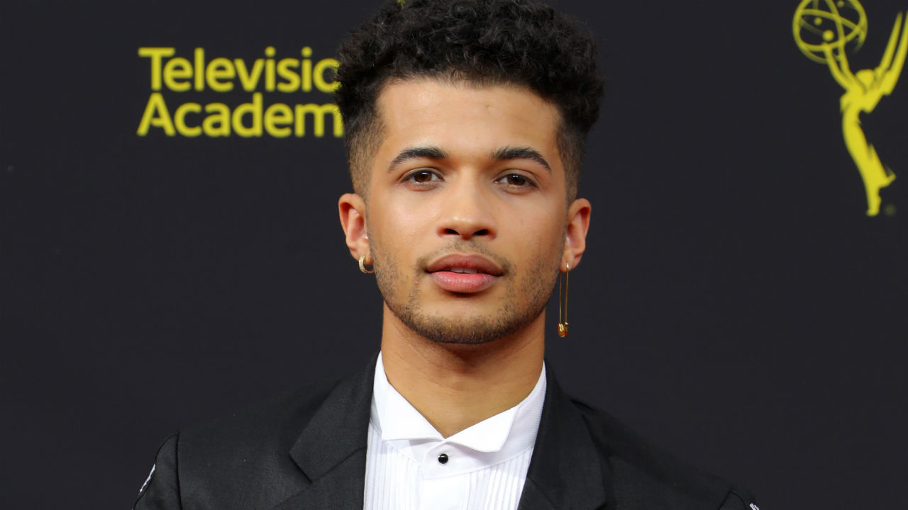 jordan fisher the flash