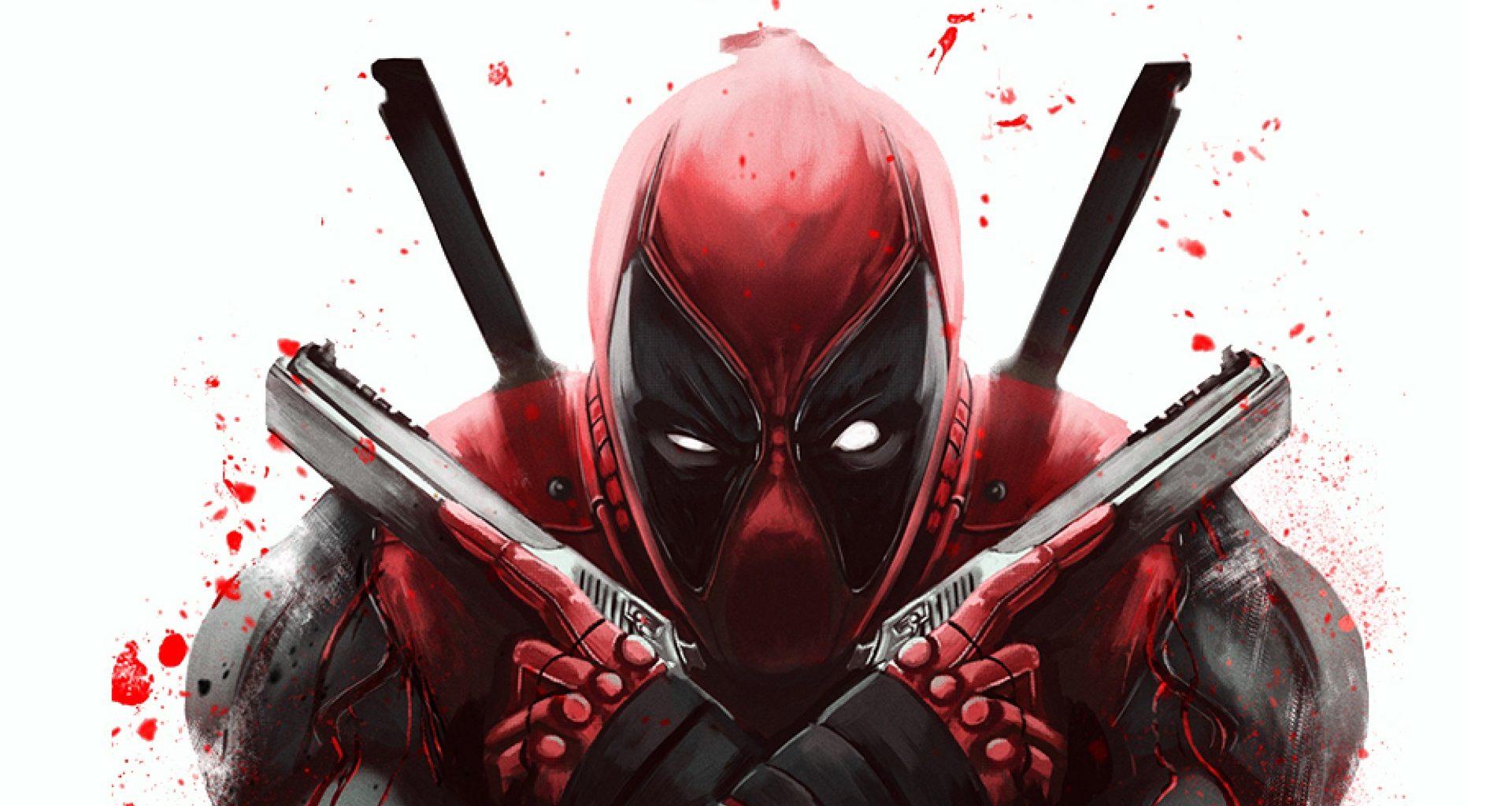 wallpapersden.com marvel deadpool artwork 2248x2248
