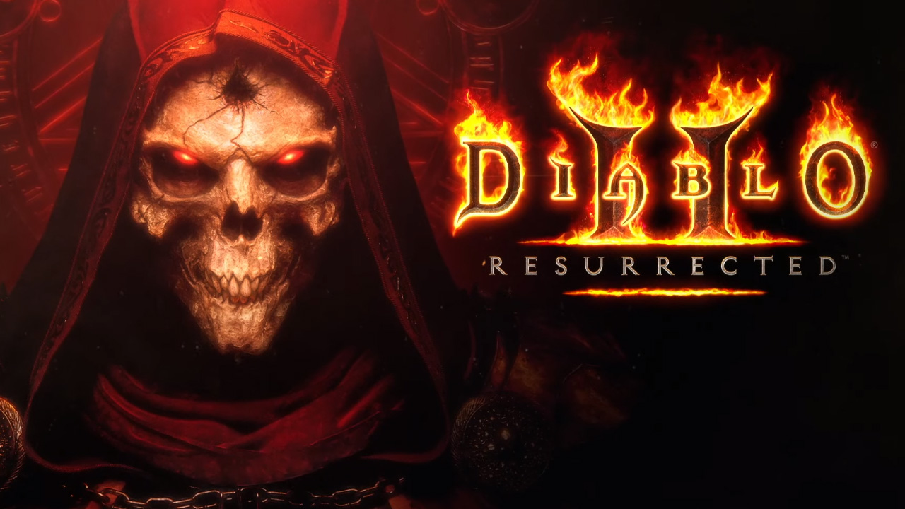 Diablo 2 Resurrected Announced at BlizzConline