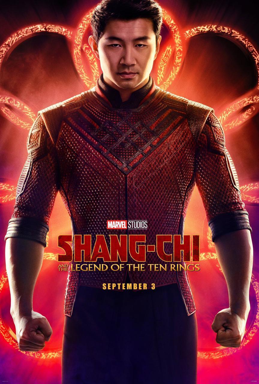 Shang Chi e a Lenda dos Dez Aneis denqj poster