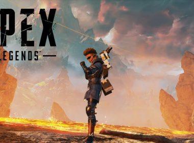 Poster do jogo Apex.