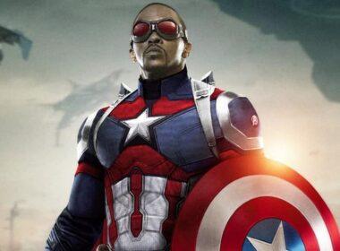 cropped Sam Wilson as Captain America 1